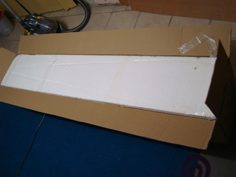 Fuselage packaging 2